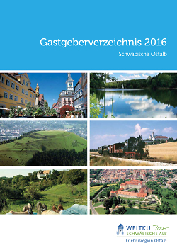 Gastgeberverzeichnis Schwäbische Ostalb